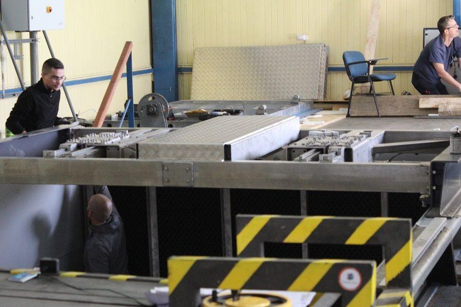 Nuevo generador de olas irregulares ampliará las capacidades tecnológicas del Canal de Ensayos Hidrodinámicos de la FCI