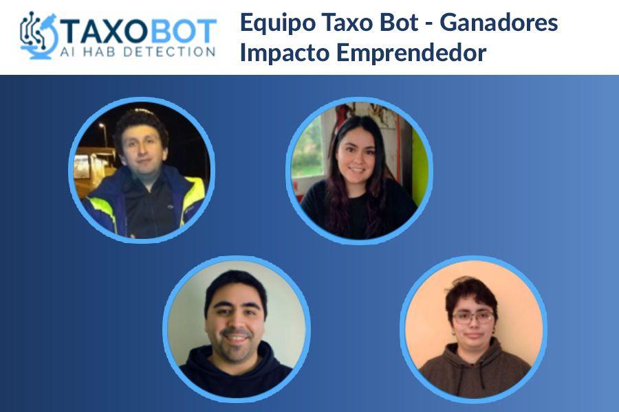 TAXO BOT: Start Up liderada por estudiantes de la FCI UACh ganó concurso Impacto Emprendedor